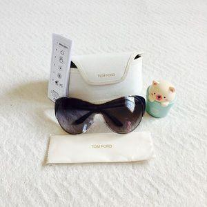 💠Tom Ford💠Vanda Ruthenium Gradient Sunglasses~ ⏳